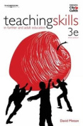 Teaching Skills in Further and Adult Education
