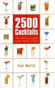 2500 Cocktails