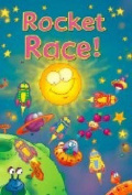 Rocket Race! (Button Books) [Board book]