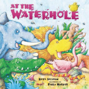 At the Waterhole [Board book]