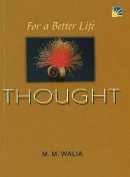 For a Better Life - Thought