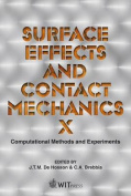 Surface Effects and Contact Mechanics