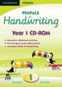 Penpals for Handwriting Year 1 CD-ROM