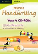 Penpals for Handwriting Year 4 CD-ROM