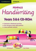 Penpals for Handwriting Years 5/6 CD-ROM