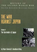The War Against Japan: v. 5