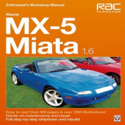 Mazda MX5 1.6 Workshop Manual