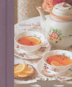 Afternoon Tea Parties Mini Address Book