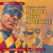 Murder Must Advertise [Audio]