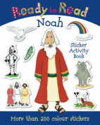 Noah and the Ark Sticker Book