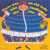 There Was an Old Lady Who Swallowed the Sea (Classic Books with Holes Cover) [Board book]