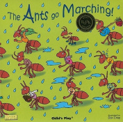 The Ants Go Marching (Classic Books with Holes) [Board book]