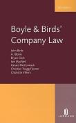 Boyle and Birds' Company Law