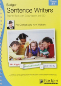 Sentence Writers Teacher Book & CD