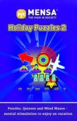 Mensa Holiday Puzzles 2