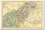 Northamptonshire - North (1900)