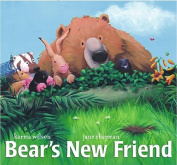 Bear's New Friend [Board book]