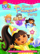Dora's Princess Party Sticker Book