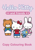 Hello Kitty Copy Colour Book