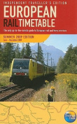 European Rail Timetable Independent Travellers