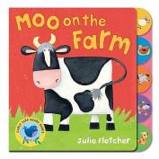 Moo on the Farm (Early Bird Board Book) [Board book]