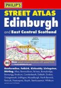 Philip's Street Atlas Edinburgh and East Central Scotland