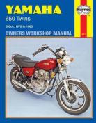 Yamaha 650 Twin 1970-83 Owners Workshop Manual