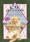 Cat Quotations