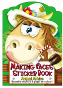 Making Faces Sticker Books