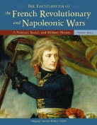 The Encyclopedia of the French Revolutionary and Napoleonic Wars