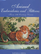 Animal Embroideries and Patterns
