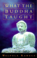 What the Buddha Taught