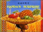 Handa's Surprise in Chinese and English