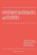 Investment Mathematics and Statistics