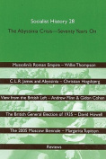 The Abyssinia Crisis