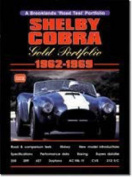 Cobra Shelby Gold Portfolio, 1962-69