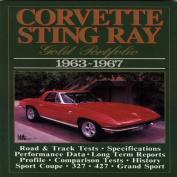 Corvette Sting Ray Gold Portfolio, 1963-67