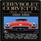 Chevrolet Corvette Gold Portfolio, 1953-62
