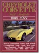 Chevrolet Corvette Gold Portfolio, 1968-77