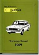 High Performance Lotus Cortina Mk.2 Workshop Manual