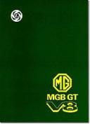 MG, MGB GT V8 Workshop Manual Supplement