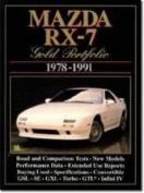 Mazda RX-7 Gold Portfolio, 1978-91