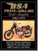 BSA Twins - A50 and A65 Gold Portfolio 1962-1973