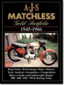 AJS and Matchless Gold Portfolio 1945-66