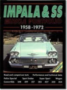 Impala and SS Muscle Portfolio 1958-1972