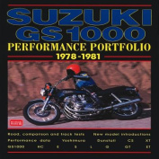 Suzuki GS1000 Performance Portfolio