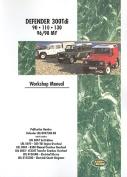Land Rover Defender Diesel 300 Tdi 1996-98 Workshop Manual