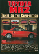Toyota MR2 Takes on the Competition