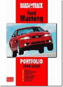 """""""Road and Track"""" Ford Mustang Portfolio 1994-2002"""