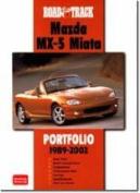 """""""Road and Track"""" Mazda MX-5 Miata Portfolio 1989-2002"""